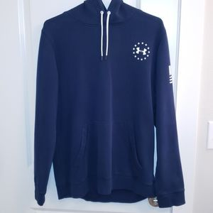Under armour wounded warrior project hoodie